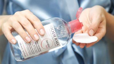 Micelárna voda a praktické tipy ako ju používať